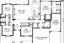 House Plans / by Brandee Pruitt