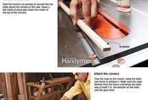 Woodworking tools diy..
