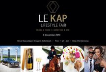 Le Kap Lifestyle Event at the Blaauwklippen Estate , Stellenbosch .