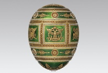 Easter eggs & museums - Uova artistiche dai musei del mondo