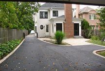 driveways