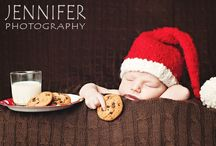 Christmas newborn shoot ideas