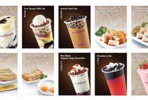 Cafe & Drinks Menu