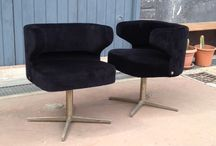 Poltrone / Vintage Armchairs 1950 - 1970
