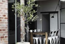 Terrace / Terrace decor. Outdoor living.