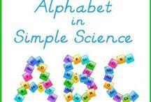 Preschool science / by Travis Stephanie Cecil