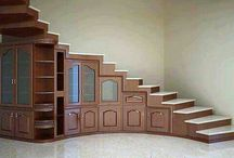 mueble escaleras