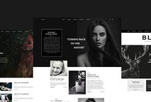 BLOGR - PSD template for Special BLOGGERS / BLOGR is a personal PSD blog template for special writers and content marketer. We strongly believe that when you choose this PSD template, you are a serious blogger who care so much for your readers and your writing career.