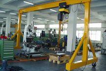 Ellsen overhead shop crane in factory price for sale