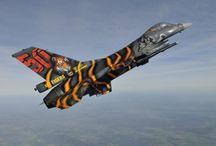 Marking F-16