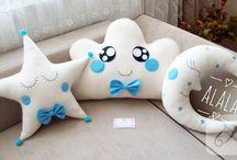 Bebek yastık modelleri