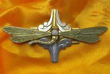 jewelery / jewelry - dragonfly