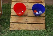 toddler - backyard games