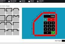Wardrobe Designer Software / Wardrobe Designer & Ordering System