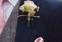 groom styling