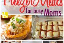 Make ahead freezer meals