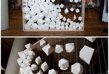 Ideas para vitrinas -escenografía