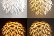 lights origami