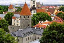 . Estonia/Viro: Tallinna