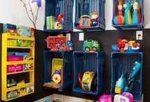 espaço especial para crianças