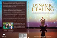 Dynamic Healing / A practitioner's guide to Reiki applications.  By Marina LAndo and Valerie Remhoff