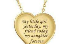 A ma fille