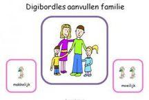 Kleuterplein familie