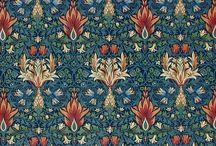 3 - William Morris Style