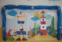 przedszkolne dekoracje