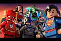 Heróis da DC cosmic