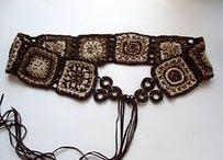 crochet ikat pinggag