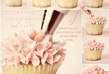 Cupcakes and Frostings / by Lisa Orth