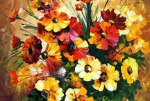 Leonid Afremow..Malarstwo