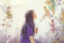 Elfy i baśnie