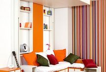 small space ideas / storage & arrangements for small spaces