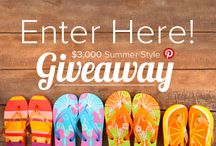 "Summer Style Giveaway / We hosted a Pinterest contest that ran from Aug. 1 - Aug. 31, 2014 where you could win $3,000 in hardwood flooring to make your dream home a reality!  You were eligible to enter by creating a pin board and titling it ""Summer Style Giveaway"" then emailing the URL of your board to us at ImpressionsSummerStyleGiveaway@gmail.com. We posted contest instructions and updates to our Facebook page daily so Like our page to stay updated.  Happy Pinning!"