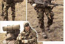 80's Brit Troops