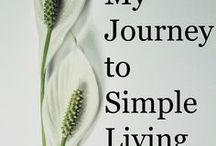 Journey of Simple Living