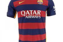 FC Barcelona 2015 2016 / Nueva camiseta del #FCBarcelona 2015-2016.