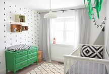 Nursery ideas with the Colour of 2017 – Greenery