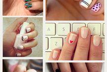 Diseñó uñas