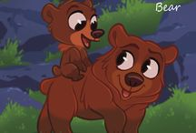 Mój Brat Niedźwiedź