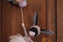 quadretto bambolina