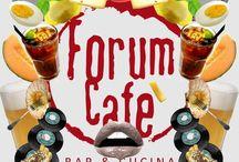 Inside forumcafe / Tutto quello che potete trovare all'interno del Café Forum a Omegna