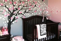 Baby nursery ideas !