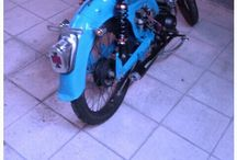 custom streetcub bobber