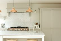 Kitchen 102 / kitchen inspirations for new move