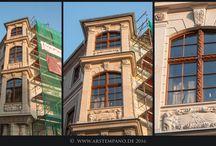 Neumarkt Dresden - Bauprojekte / Baufortschritt am Neumarkt Dresden
