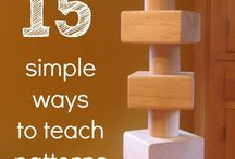 Preschool Maths Ideas