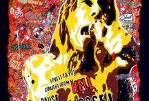 MY ARTWORK 2012 / Some of my artworks created in 2012. www.argadol.fr